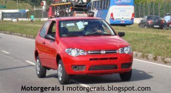 Novo Palio Fire Economy 2011