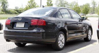 VW Jetta 2011 flagrado sem disfarces
