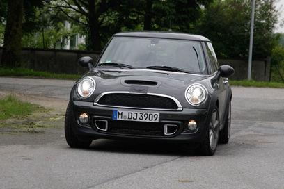Mini Cooper 2011 sofrerá mini mudanças