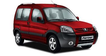Novo Peugeot Partner 2011 no site da Peugeot