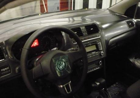 Novo Polo Sedan 2011 fotografado
