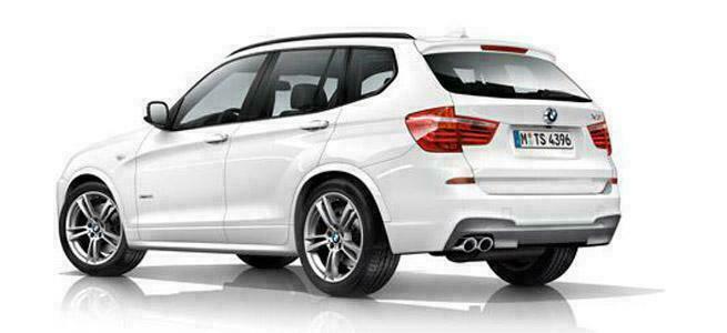 BMW X3 ganha Novo Kit Esportivo