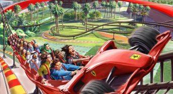 Ferrari World – Parque de Diversões da Ferrari em Abu Dhabi