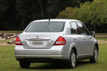 Novo Nissan Tiida Sedan 2011 – Fotos e Preço