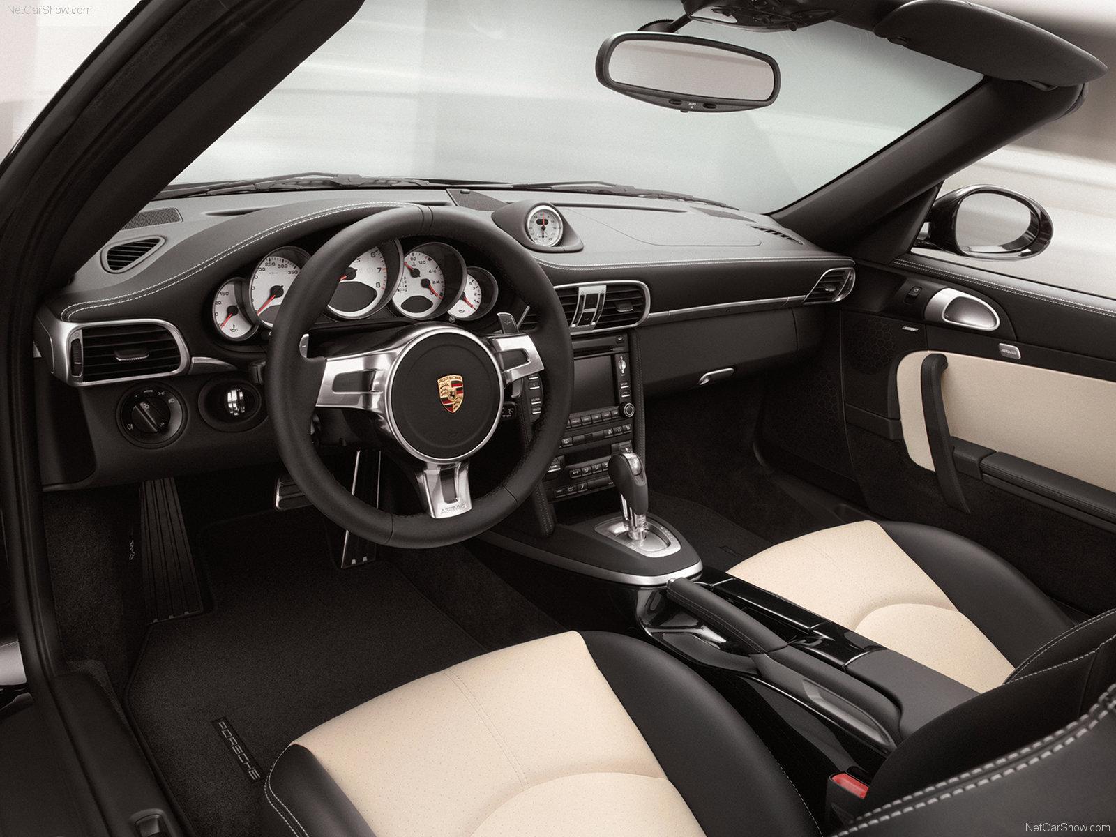 Novo Porsche 911 2011 – Fotos e Novidades