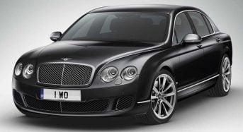 Bentley Flying Spur Arabia 2011 – Série Especial para o Oriente Médio