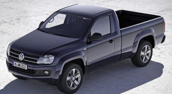 Volkswagen Amarok 2011 – Nova Versão ganha Cabine Simples