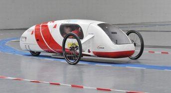 e-Quickie – Carro Elétrico movido a Energia Wireless