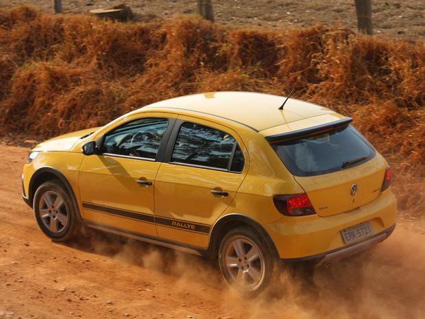 gol 2 620 Novo Gol Rallye 2011   Preço e Fotos