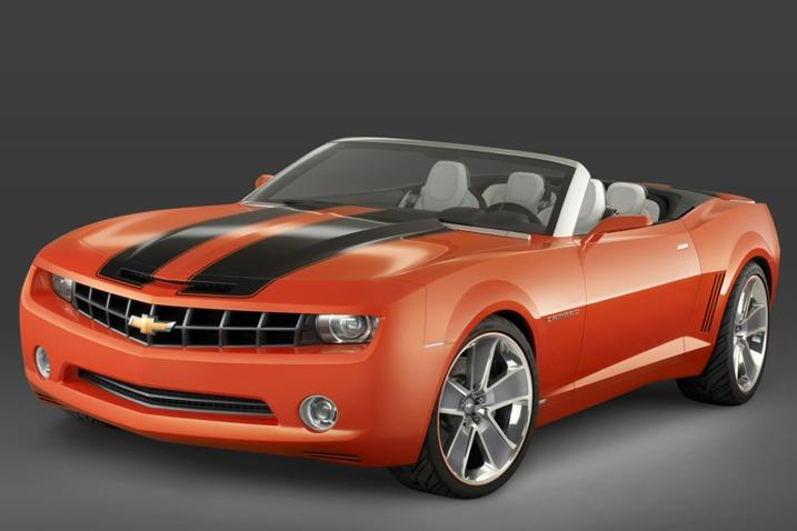 Novo Chevrolet Camaro Conversível 2011