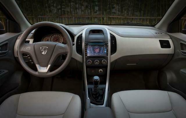 GM anuncia Produção do Baojun 630 na China