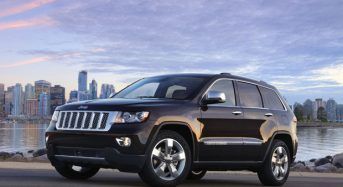 Novos Jeep Liberty Jet e Grand Cherokee Overland Summit