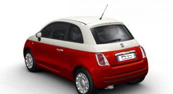 Fiat 500 Bicolore – Lançamento no Salão de Bolonha 2010