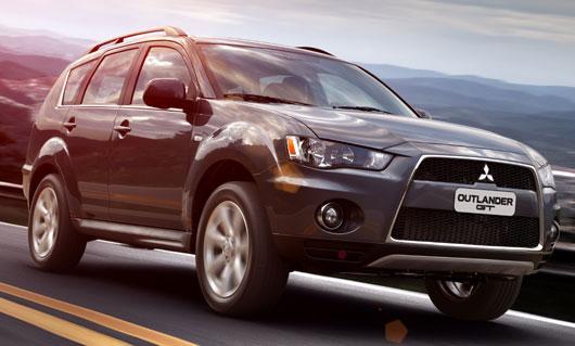 Mitsubishi Outlander 2012 – Preço e Novidades