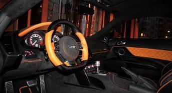 Audi R8 Hyper Black Edition – Edição Especial da Anderson Germany