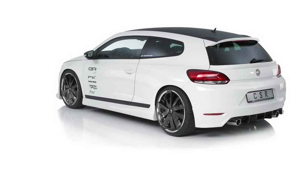 csr volkswagen scirocco kit de atualizacao da csr automotive carro bonito