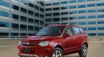 Chevrolet Captiva Sport 2012 – Preço e Informações