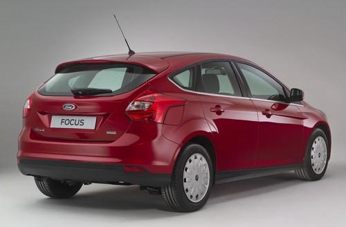 Ford Focus ECOnetic 2012 – Novidades