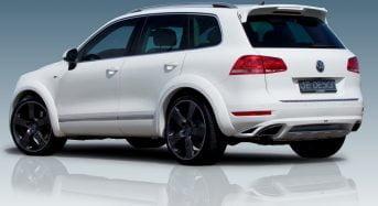 Volkswagen Touareg Hybrid – Kit de Tuning da JE Design