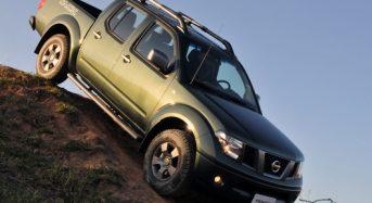 Lançamento do Nissan Frontier Attack 2012 – Versão LE