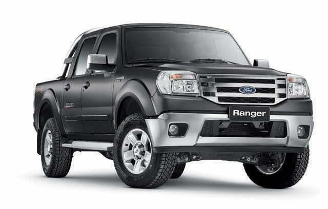 Lançamento da Ford Ranger 2012