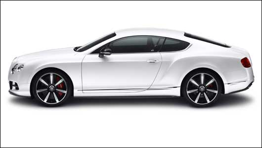 Bentley Continental GT Mulliner será lançado no Brasil