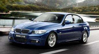 BMW 318i Sport chega ao Brasil