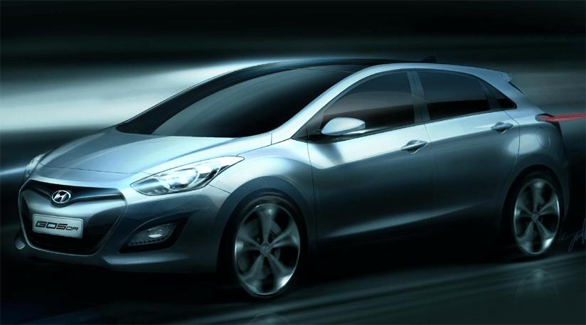 Hyundai i30 2012 – Novidades