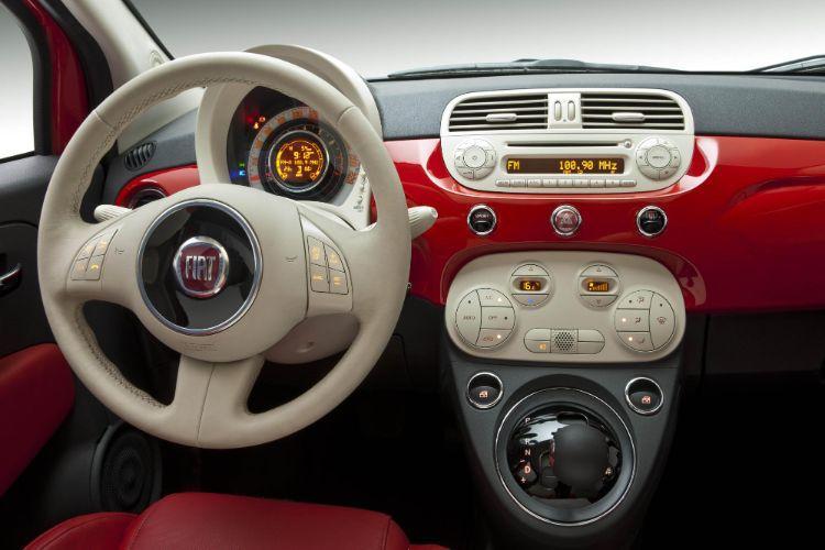 Lançamento do Novo Fiat 500 2012 – Versão Sport Air