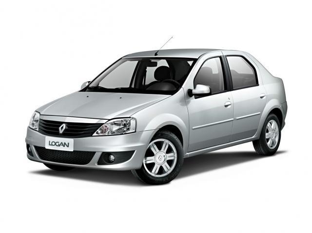 Renault Logan Expression 2012 – Versão com Câmbio Automático