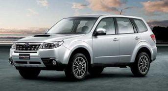 Subaru Forester S-Edition – Lançamento da Edição Especial no Brasil