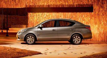 Nissan Versa 2012 – Lançamento no Brasil