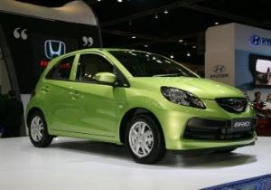 Honda Brio não deve ser lançado no Brasil antes de 2015