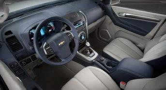 Chevrolet Trailblazer – Novo SUV substituto da Blazer