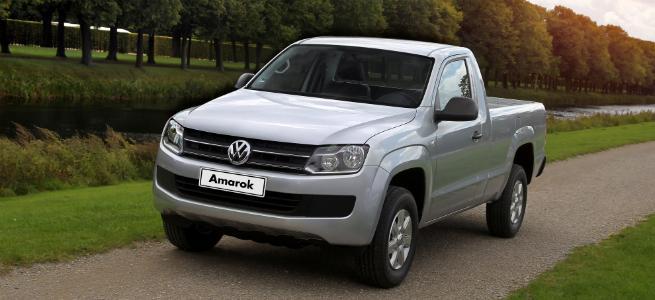 Volkswagen Amarok de Cabine Simples – Lançamento e Preço