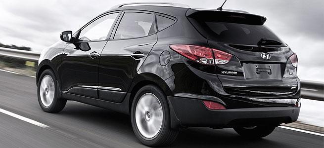 Hyundai ix35 será montado na Fábrica de Goiás