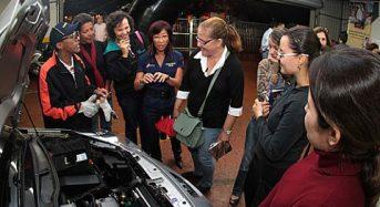 Volkswagen – Curso de Mecânica Básica para Mulheres – Inscrição