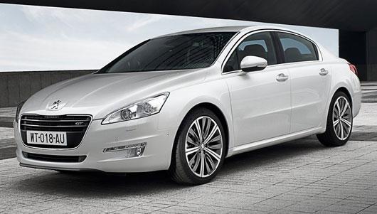 Peugeot 508 2012 – Primeiros detalhes do modelo – Itens de série