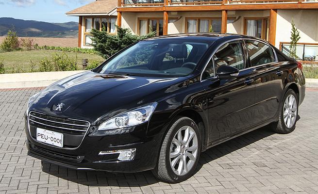 Peugeot 508 – Sedã de luxo lançado no Brasil com preço de R$ 119.900