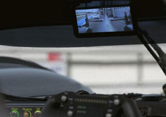 Audi produz novo sistema de espelho interno digital