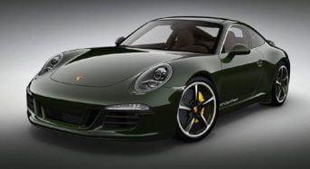 Porsche 911 Club Coupe – Edição em homenagem aos fãs – Fotos