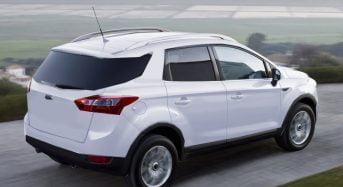 Novo Ford EcoSport 2013 – Consumo do motor Sigma 1.6 16V