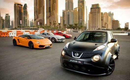Nissan Juke-R – Novos vídeos divulgados