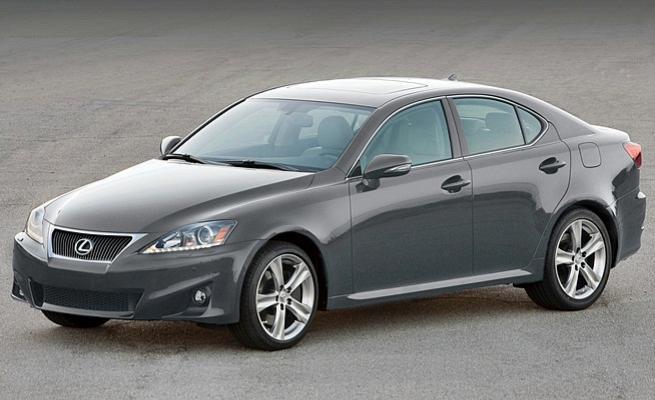 Toyota Lexus – Lançamento em junho no Brasil – Fotos