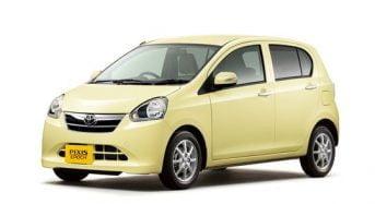 Toyota Pixis Epoch – Lançamento do minicarro no Japão