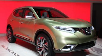 Nissan Rogue – Lançamento de nova versão do crossover em 2013