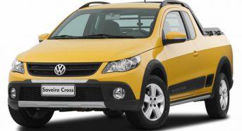 Volkswagen Saveiro Cross – Linha 2013 com novos itens de série
