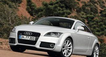 Audi – Preços reduzidos nas linhas A1, A3, A4 e no modelo TT