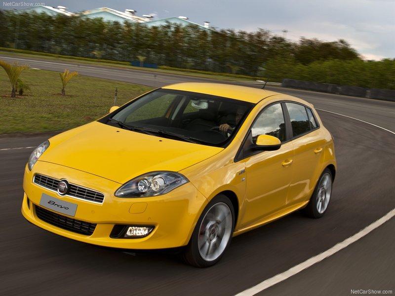Fiat Bravo Sporting 2013 será lançado neste ano