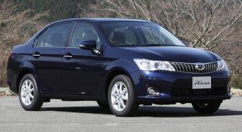 Novo Toyota Corolla – Fotos vazam na internet